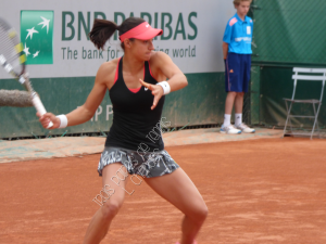 Caroline Garcia finaliste à Acapulco